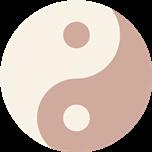 Yin Yang Dagelijkse Gedachte